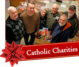 Make a gift to Catholic Charities