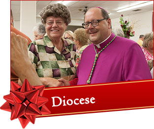 Make a gift to the Diocese of Greensburg